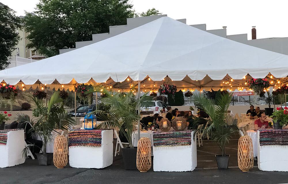 Patio Tent